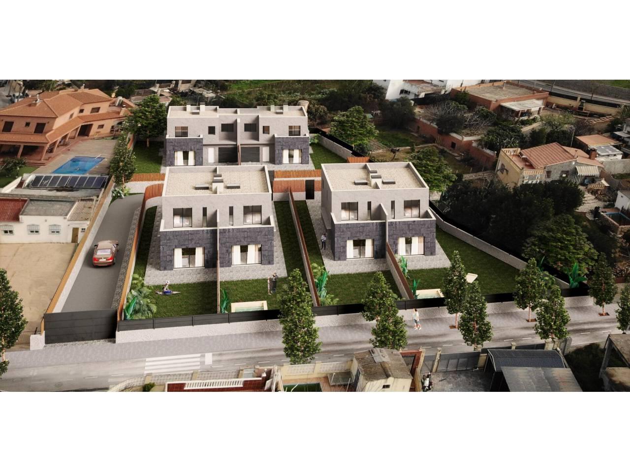 Casa pareada / Barcelona / Vilanova i la Geltrú / La Collada-Els Sis Camins-Fondo Somella-Santa Mari