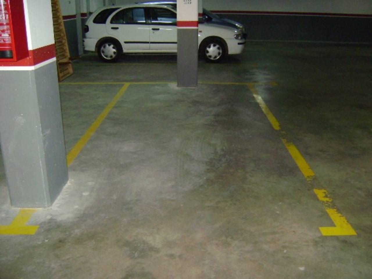 Parking / Barcelona / Cubelles / Molí de Baix-Bardají