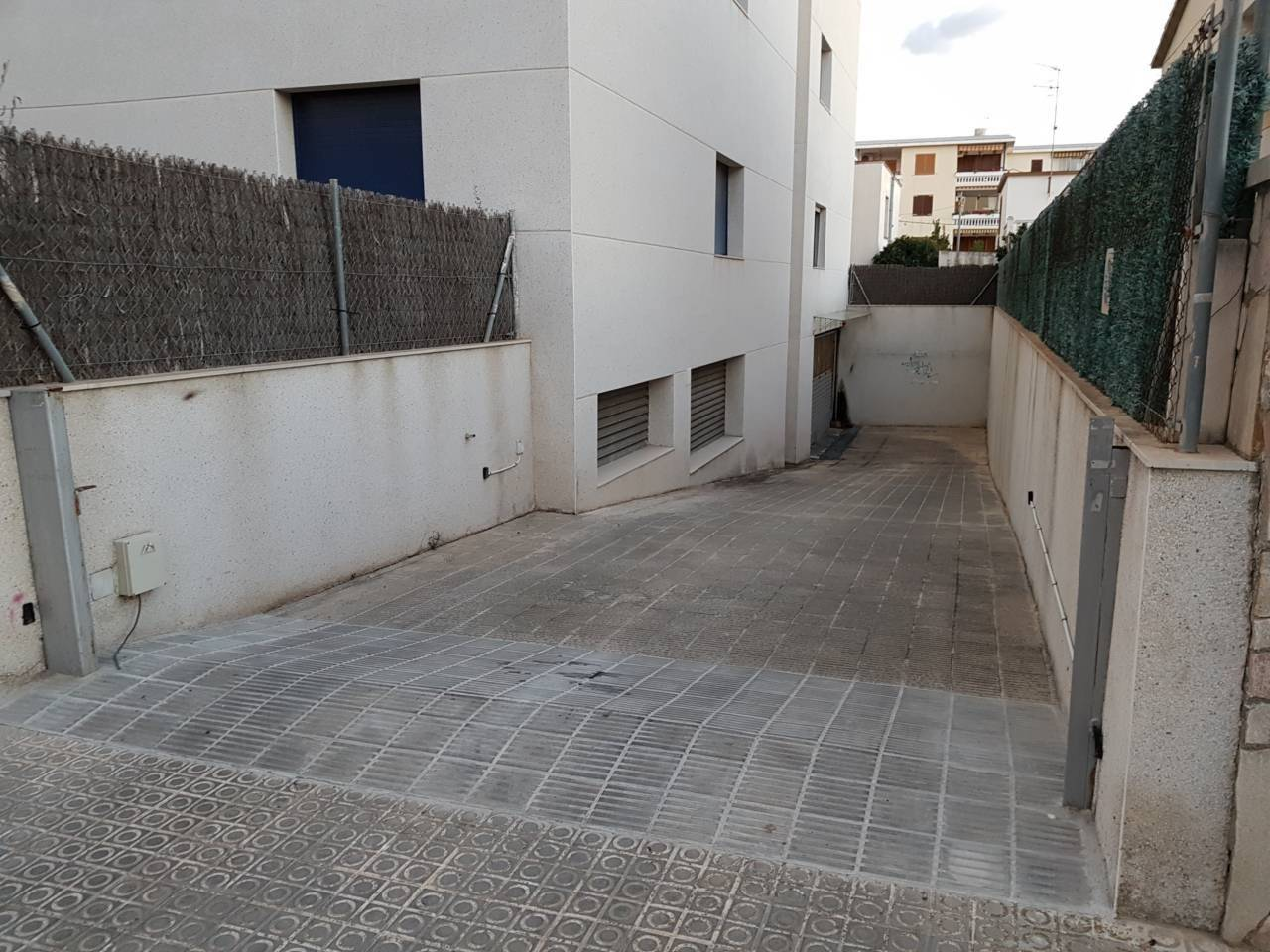 Parking / Barcelona / Vilanova i la Geltrú / La Collada-Els Sis Camins-Fondo Somella-Santa Mari
