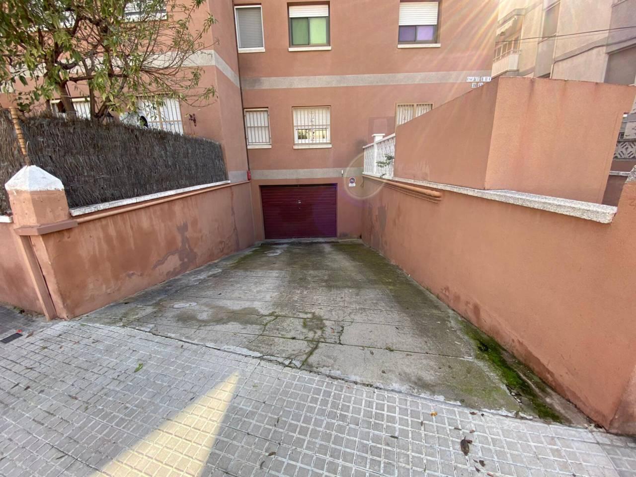Parking / Barcelona / Cubelles / Marítim