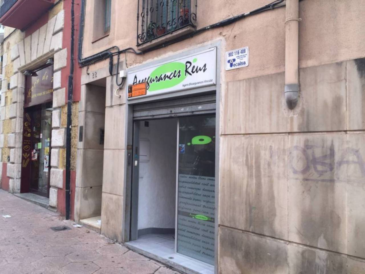 locals-comercials en reus · centre €