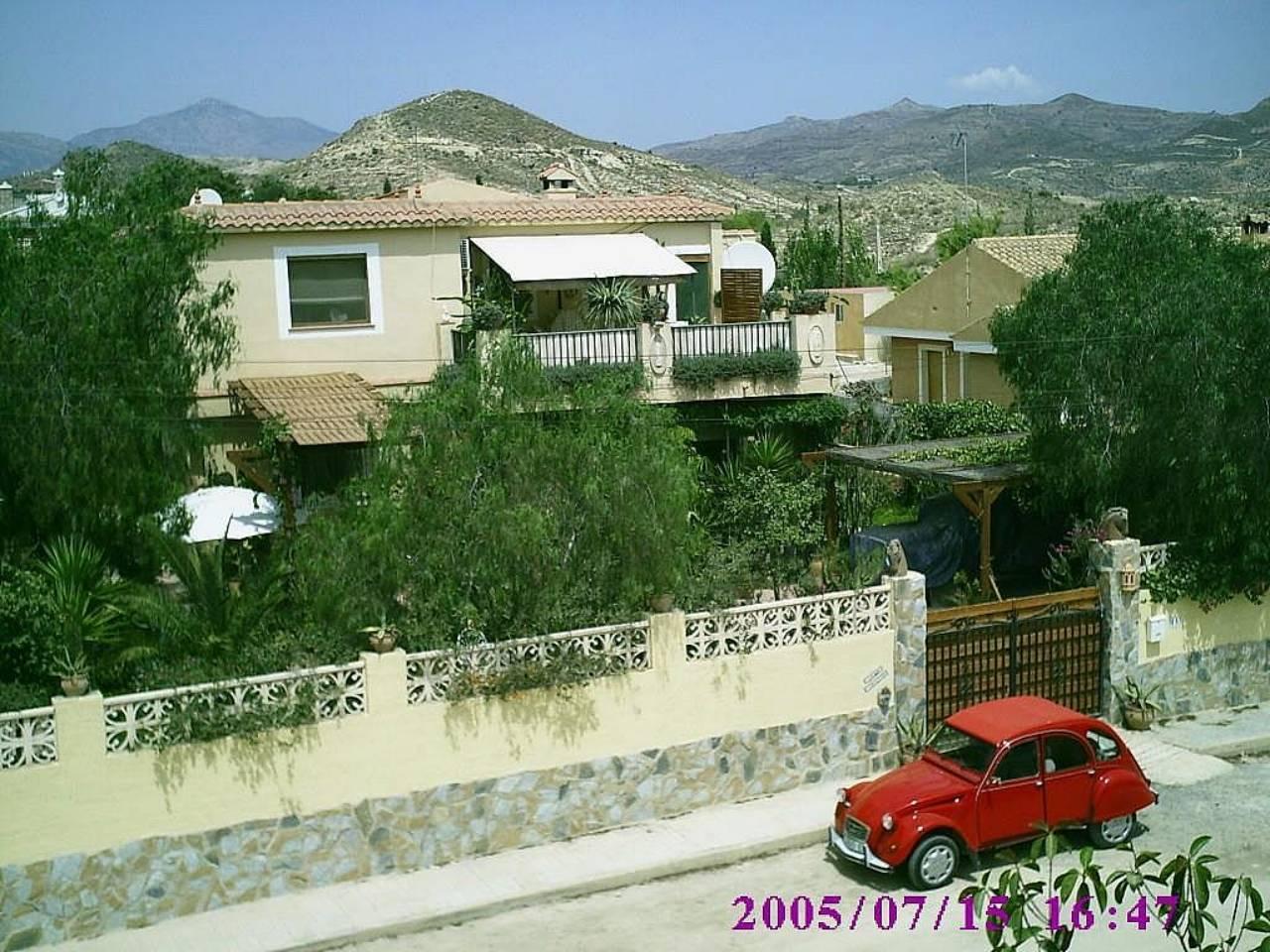 Rækkehus i Villamontes-Boqueres