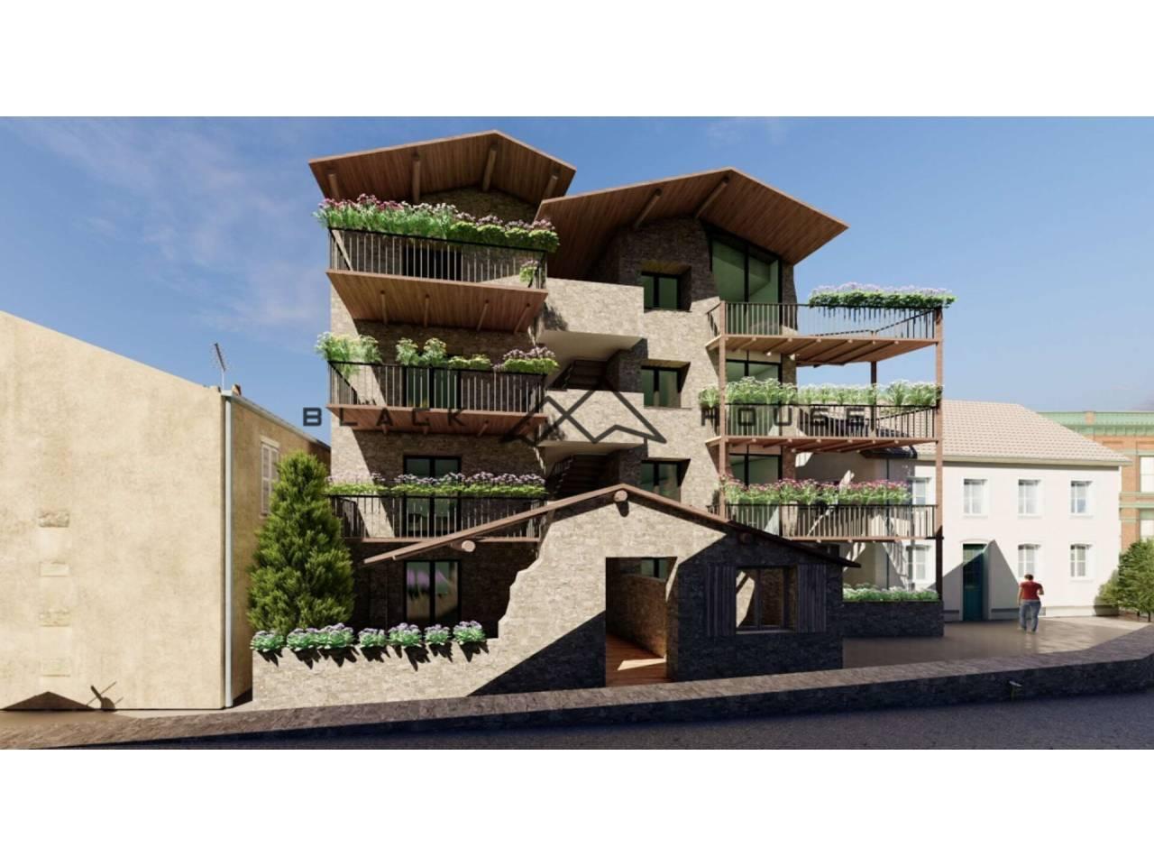 Esplèndida promoció de nova construcció situada en immillorable zona cèntrica d'Escales, a tocar de l'Avinguda Carlemany
