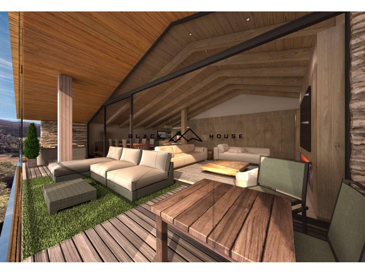 Exclusiu àtic d'obra nova per a vendre a privilegiada zona del Tarter, amb molt de sol i vistes.