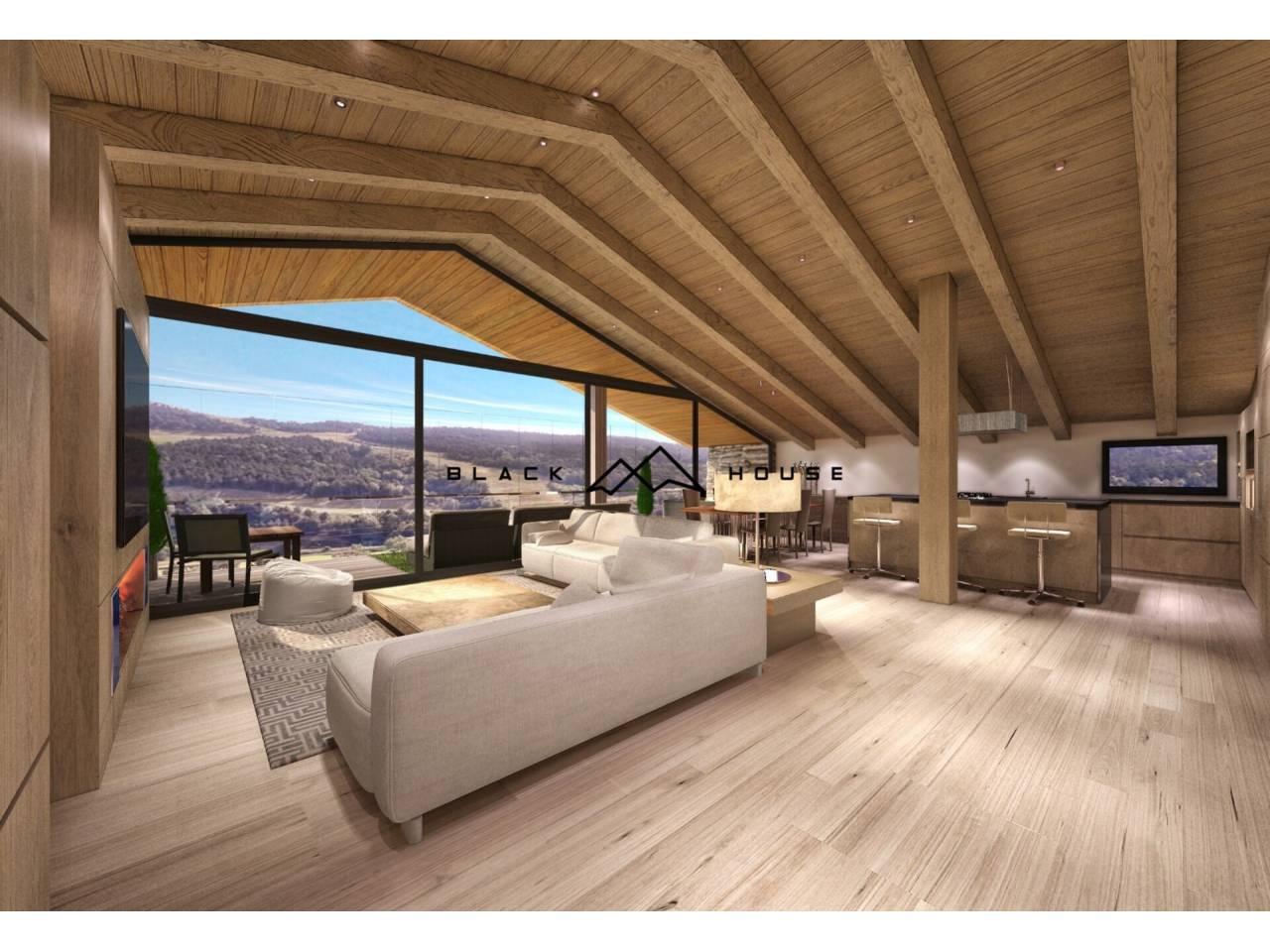 Exclusivo ático de obra nueva para vender en privilegiada zona del Tarter, con mucho sol y vistas.