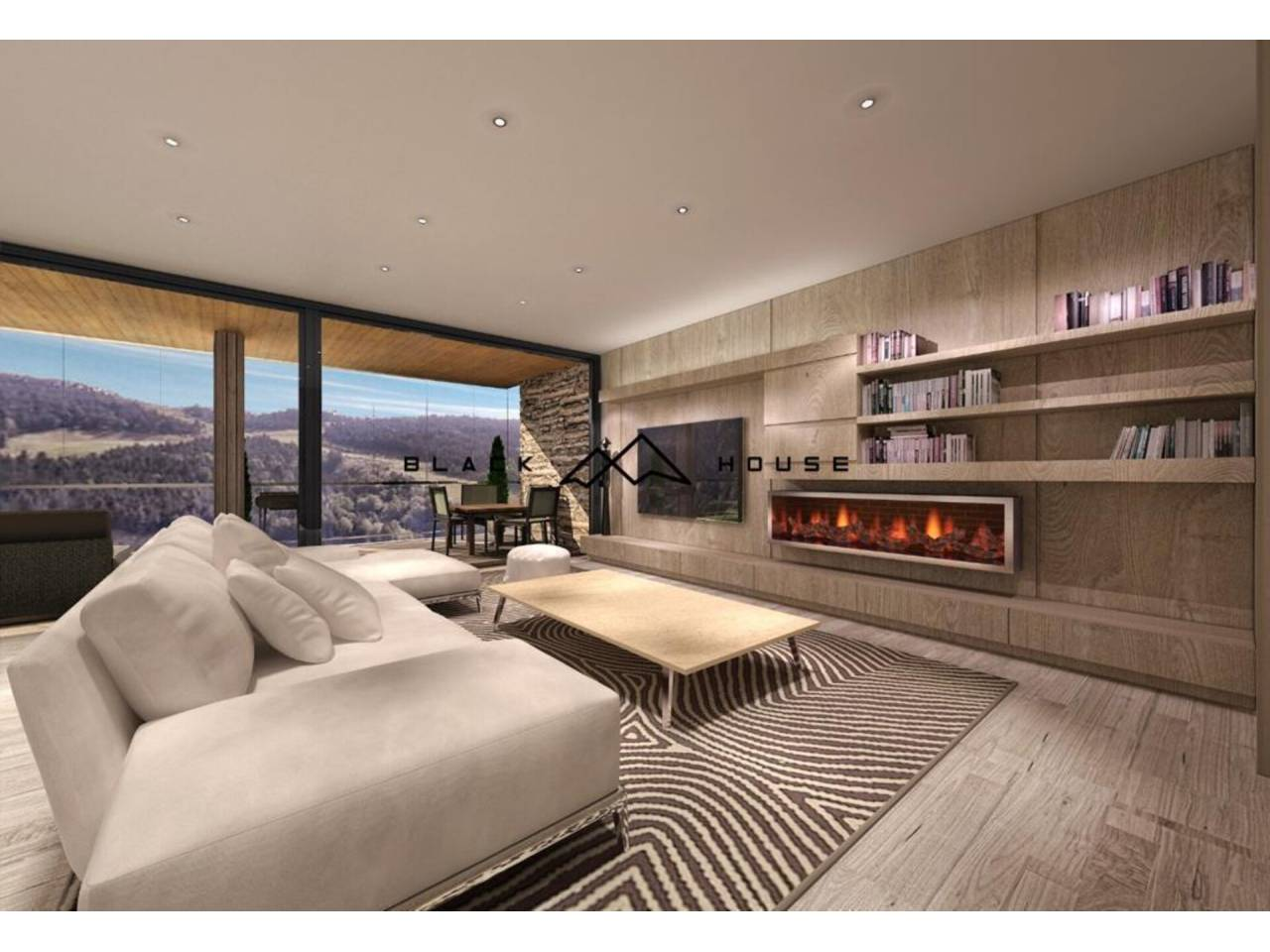 Luxós pis de nova construcció per a vendre al Tarter, amb acabats de la millor qualitat.