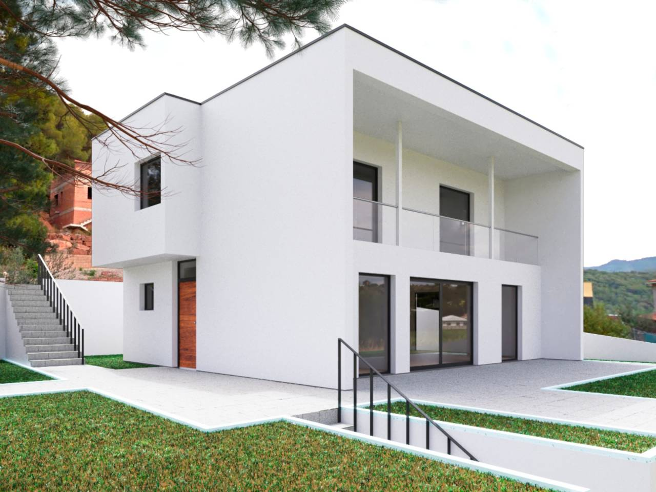 Casa en venda en Viladecavalls