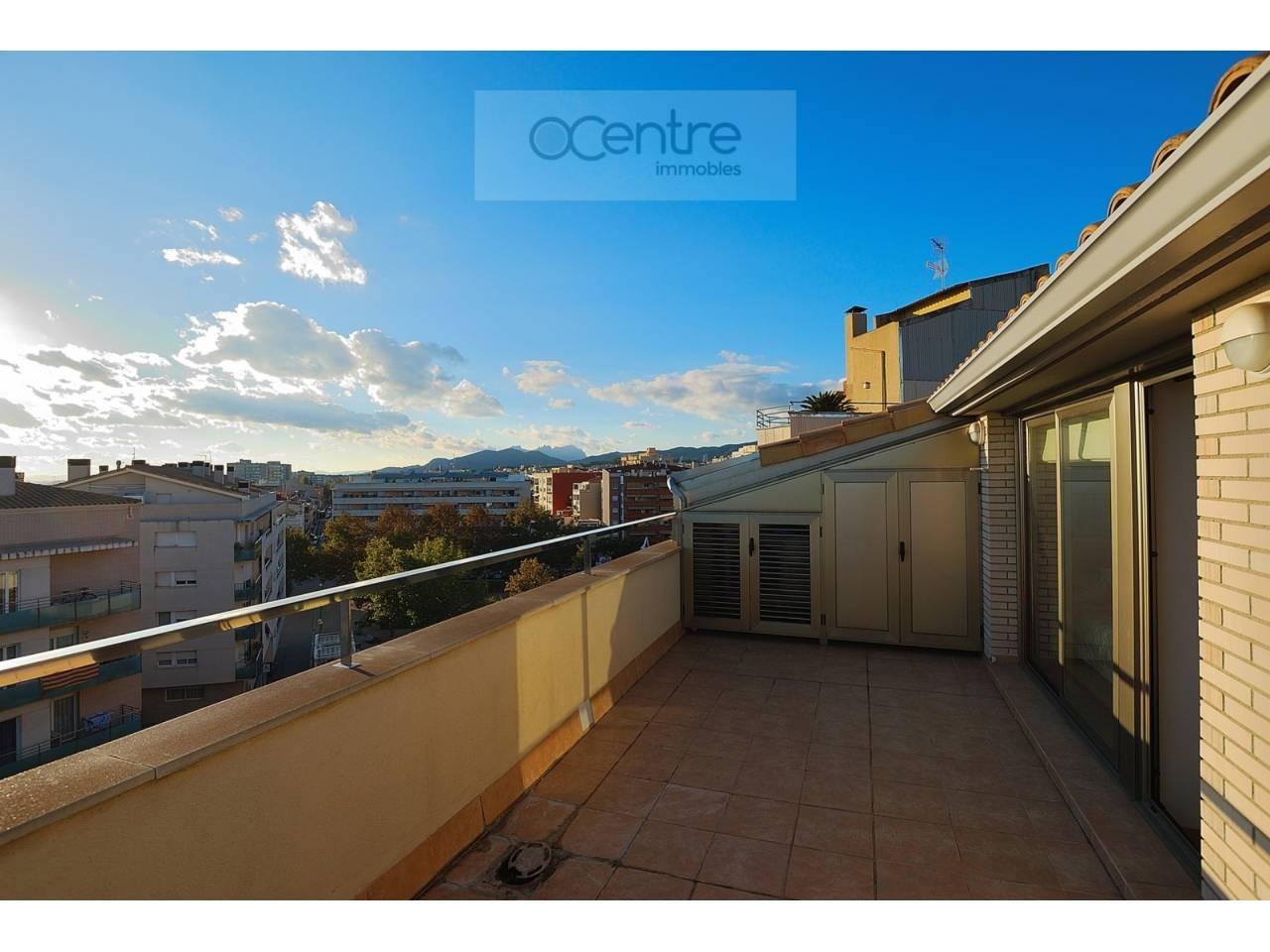 Espectacular dúplex en alquiler en Sant Pere Nord