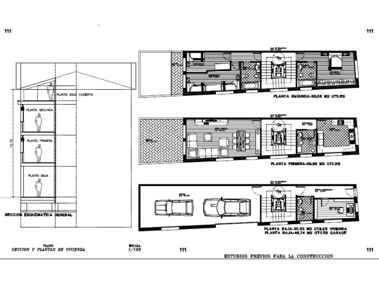 OBRA NUEVA: Casa en venta en Poble Nou-Zona Olímpica con ascensor.