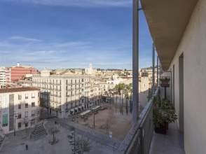 Piso con vistas y parking en el centro de Girona de 2ª mano - 5916