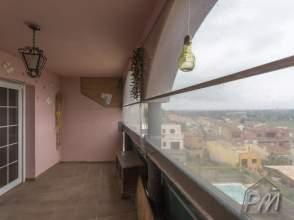 Oportunidad de casa medianera en el pueblo de  Llagostera de 2ª mano - 6266