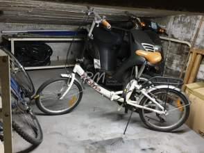 Parking for sale Barrio Els Escriptors second hand - 4028